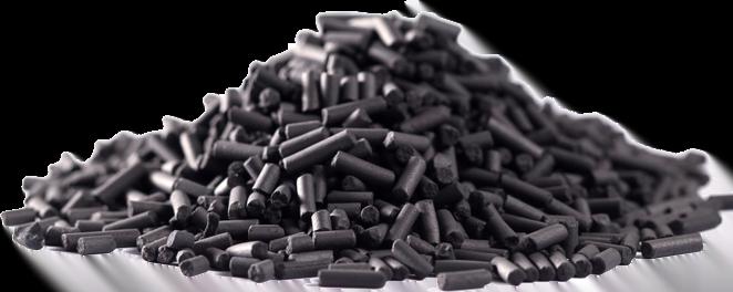 Pellet Aktif Karbon Satış